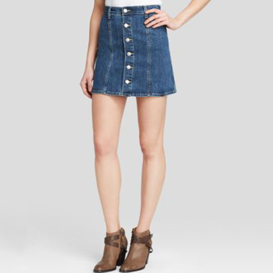 Alex Chung for AG Skirt - Kety A Line Denim