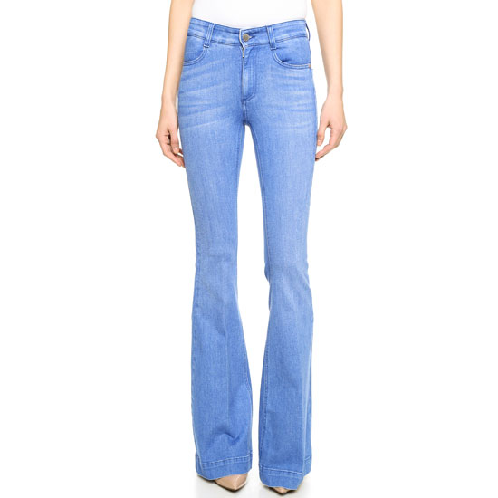 Stella McCartney The '70s Flare Long Jeans