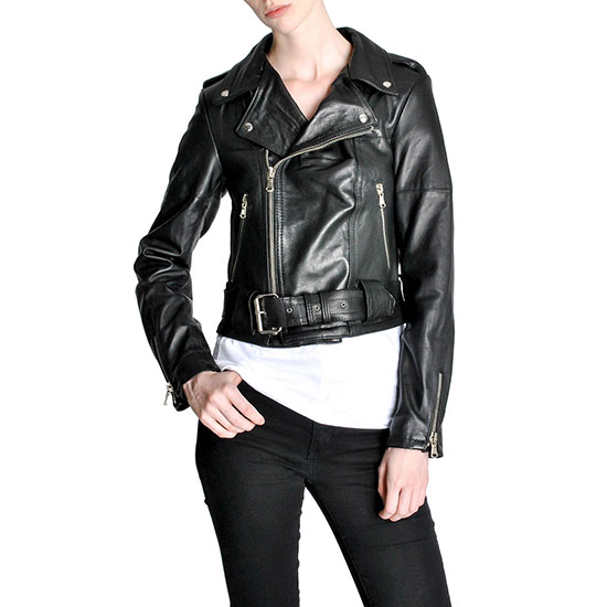 Amarcord Recycled Motorcycle Jacket