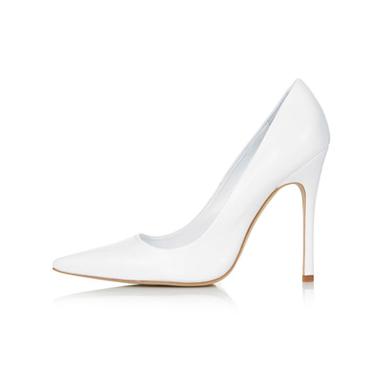 Top Shop Gallop Court Shoes