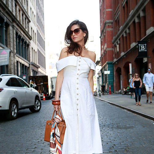 8cb736cb056 what's trending with tara: Off-The-Shoulder Tops And Dresses —  TaraBryanStyle