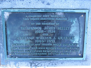 Patrolman James Skelly & Sargent William J. Grabeck Memorial