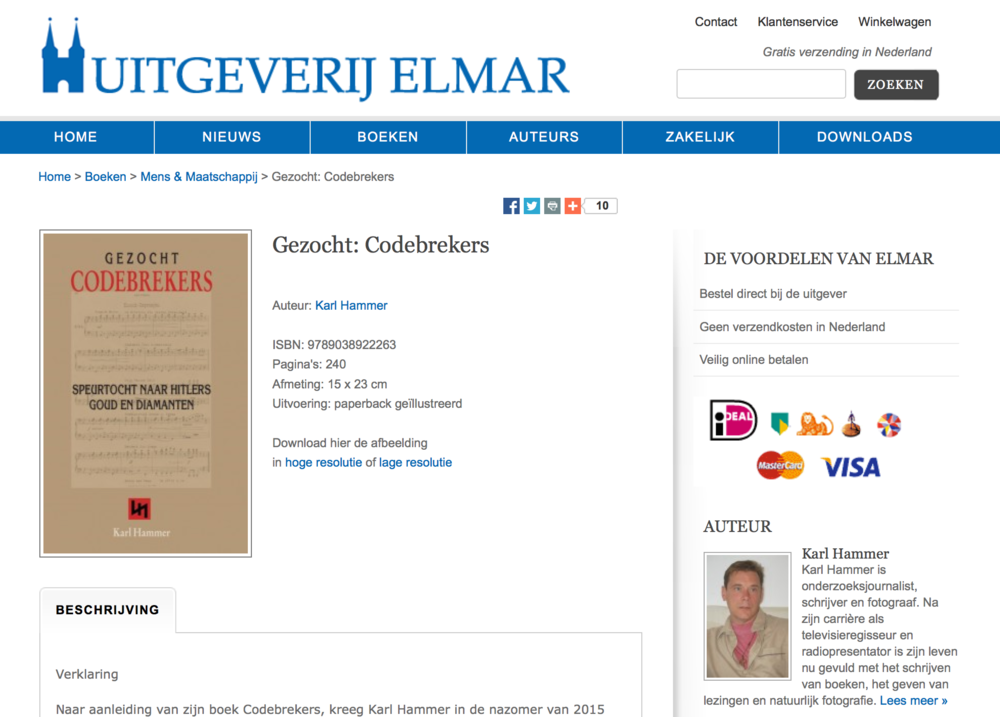 BRON: WWW.UITGEVERIJELMAR.NL