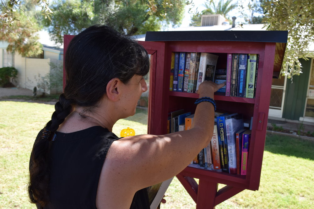 Pasadena Little Free Library