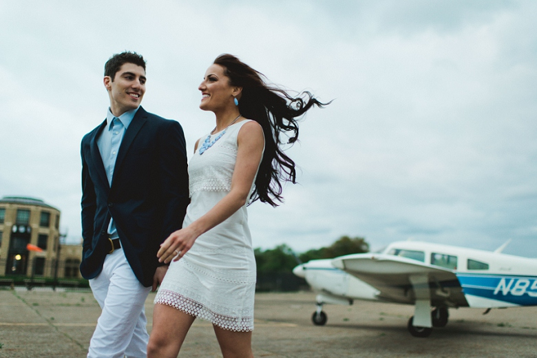 pilot-wedding-akron-airport