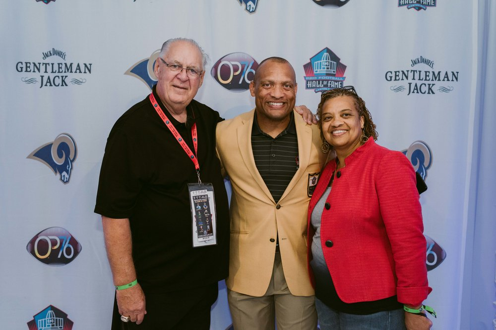 Pro Football Hall of Fame Photographer