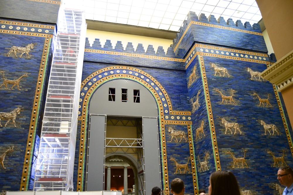 Museum Island - Ishtar Gate in the Pergamon Museum