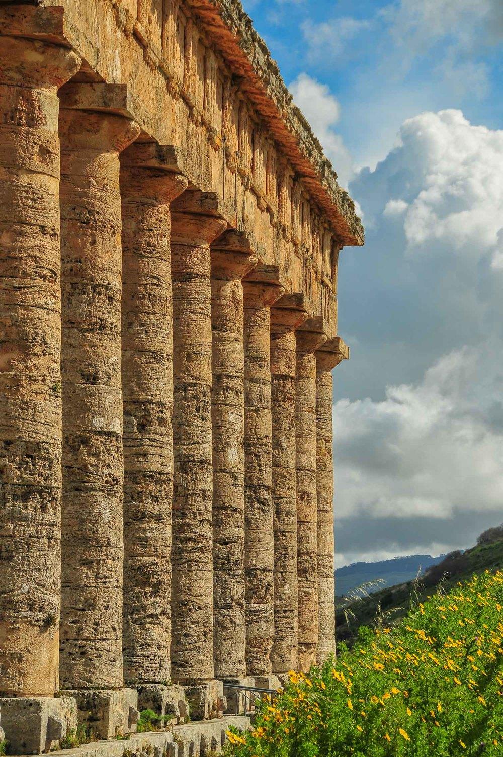 Segesta, Sicily.