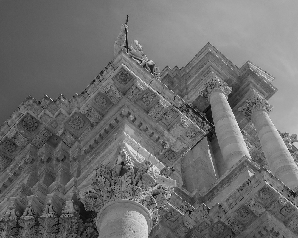 Duomo. Syracusa, Sicily.