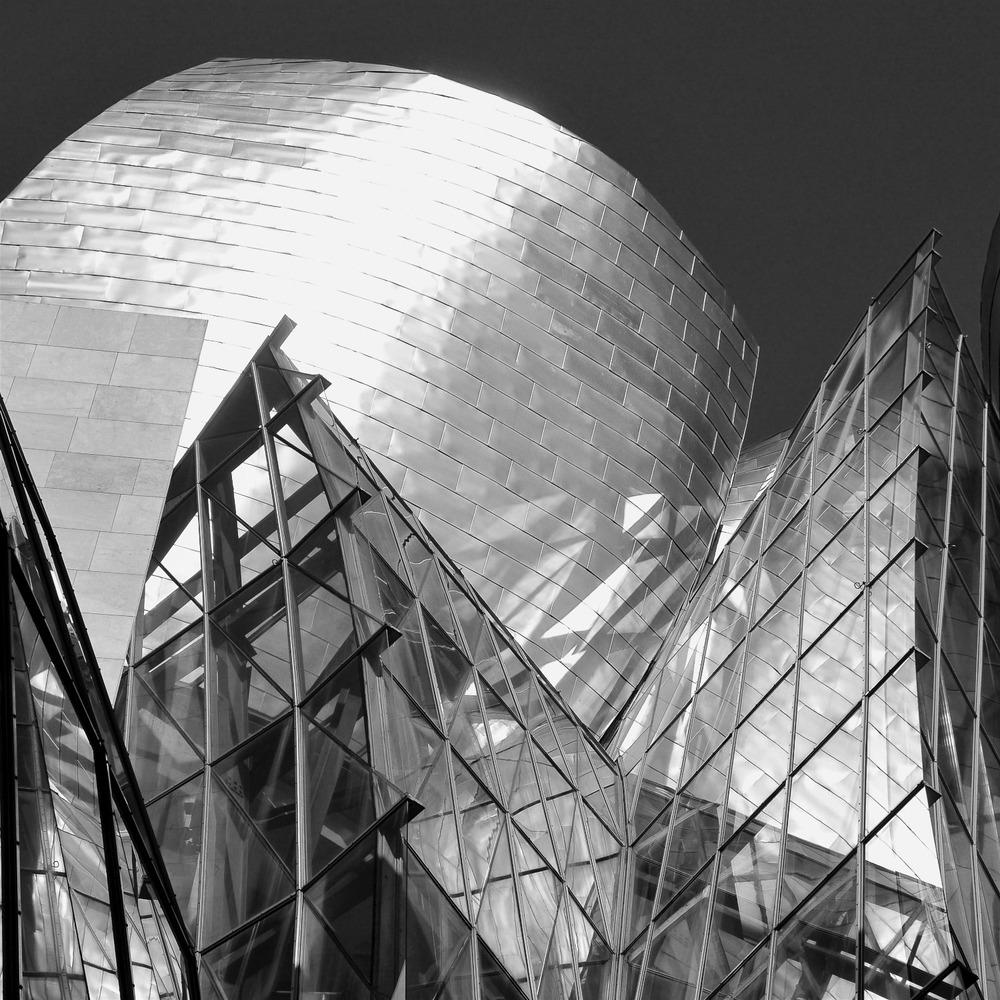 Guggenheim Museum. Bilbao, Spain.