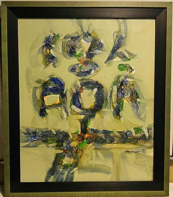 G. Murt, Size: 24 x 28, Price: 295.00