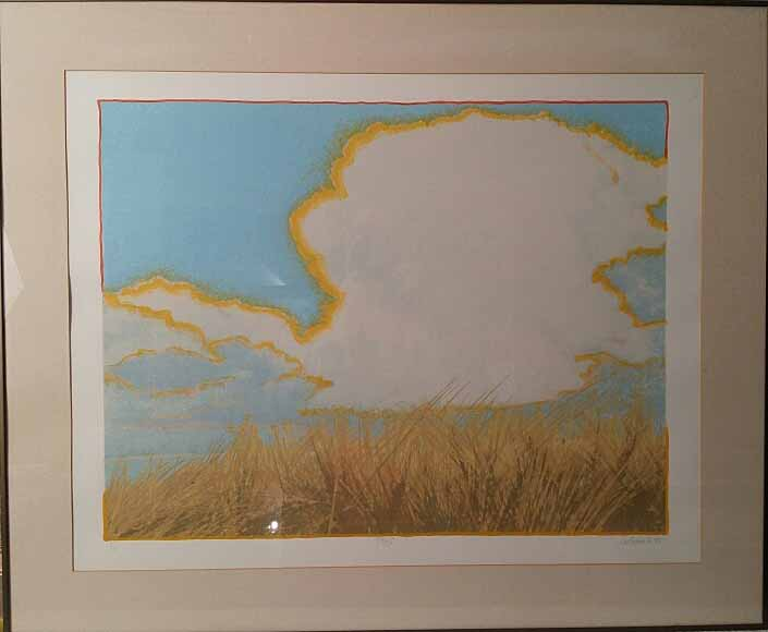 Bill Lobchuck RCA, Winnipeg, Original Print 73/75, Size: 34 x 29, Price: 425.00
