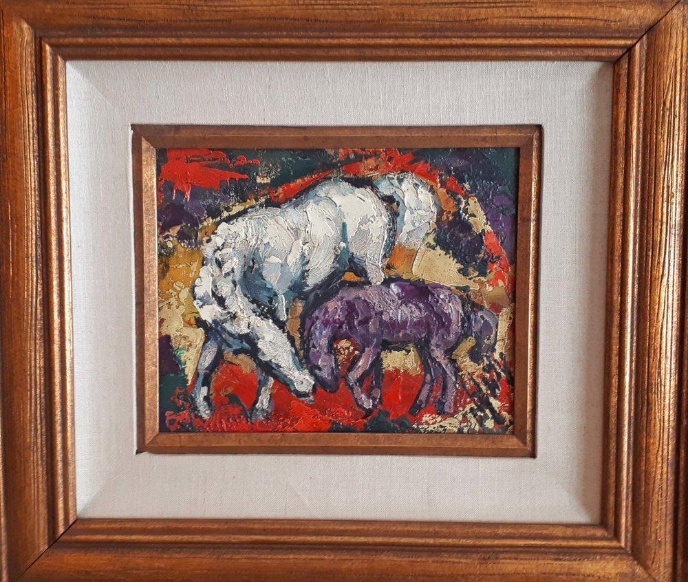 Henri D'Anty (1910 -1998) France, Price: 395.00