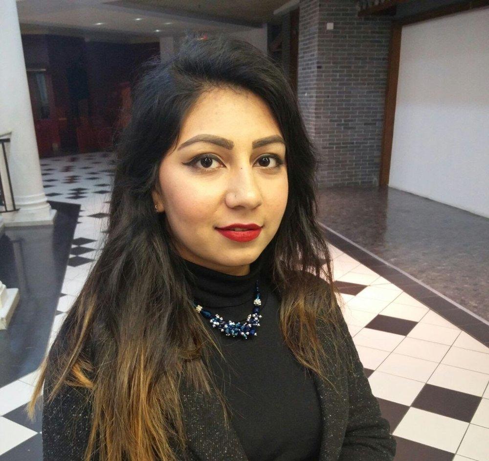 Farwa Nauman - President