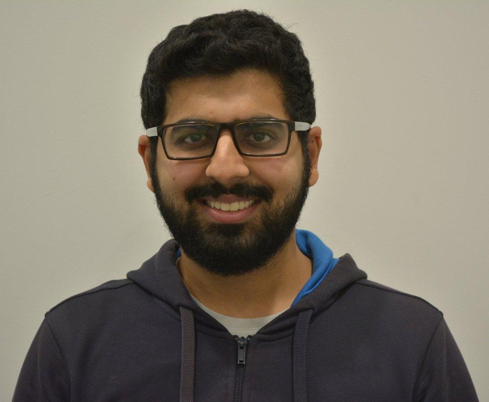 Jaffer Choudhary - Secretary