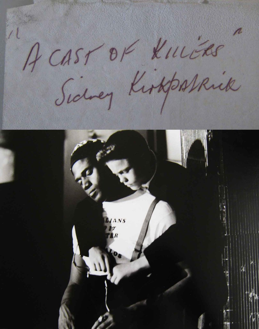 A Cast of Killers - Barry Kamen