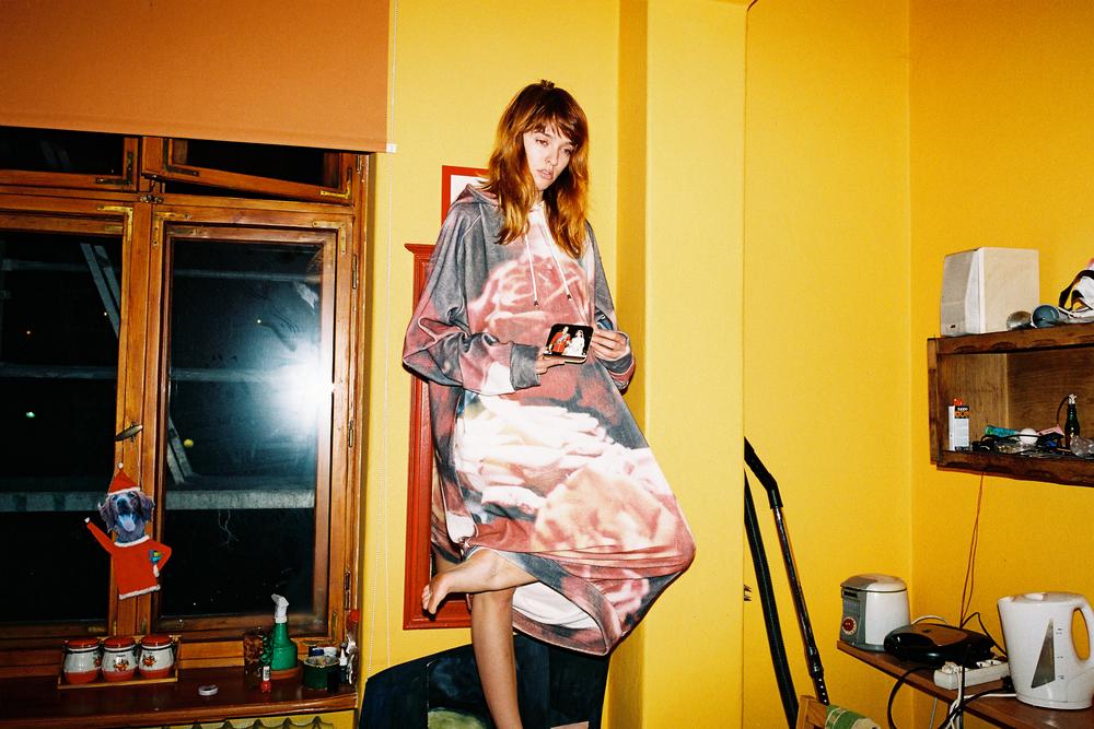 Model: Anna BIelecka Designer: Marios