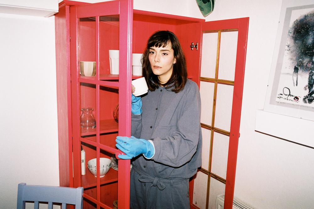 Model: Kasia Lewinska Designer: Ania Kuczynska