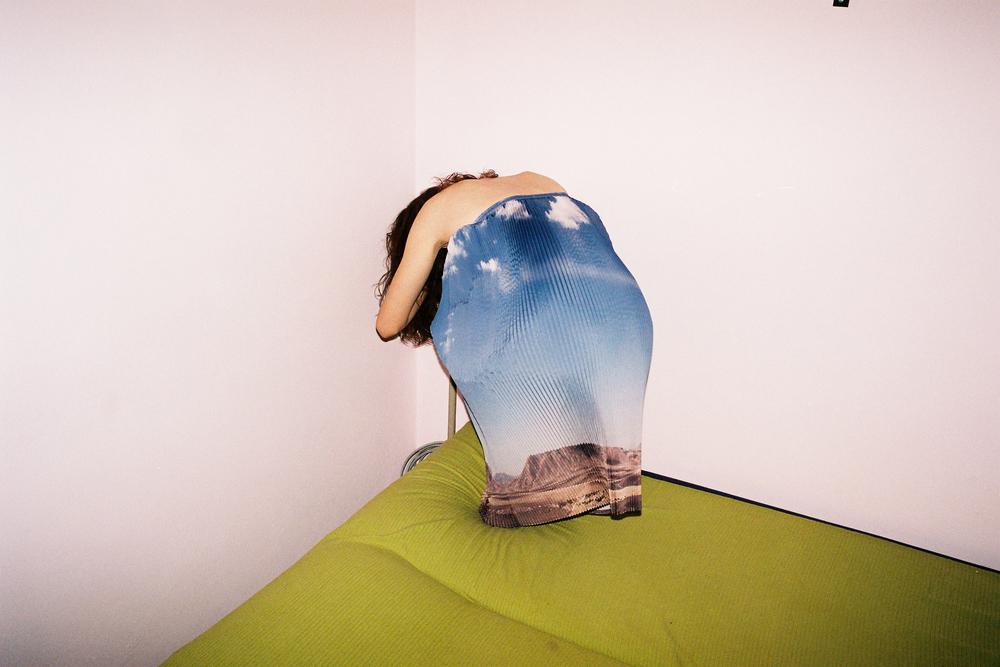 Model: Magda Bielecka Designer: Marios