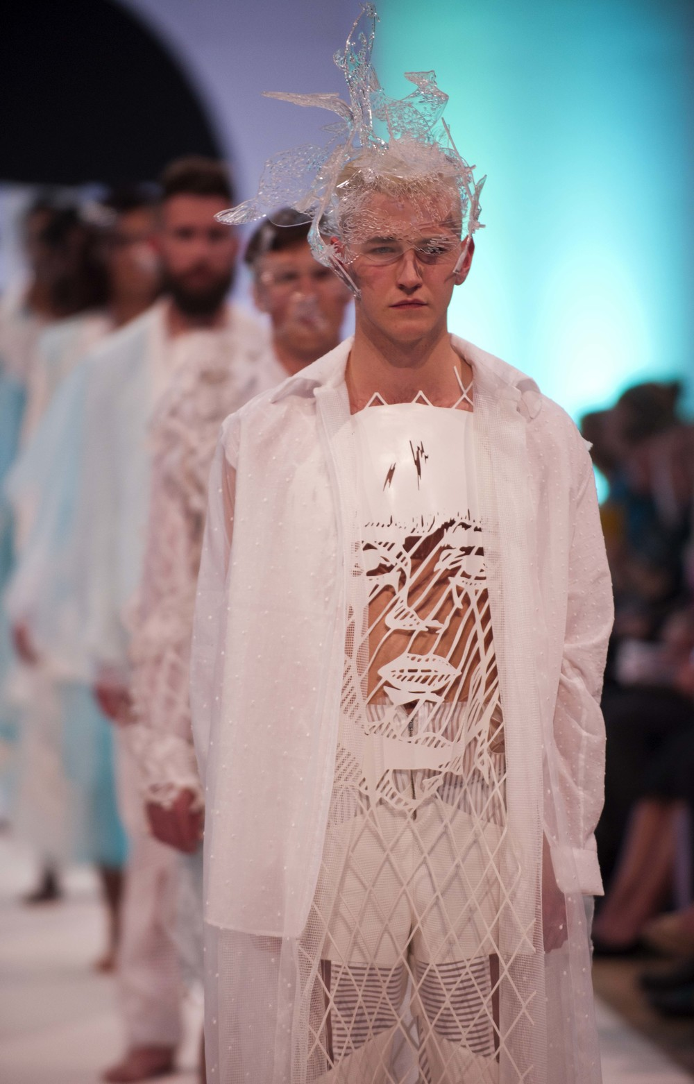Andrew Dhesi 'The Lost Boy' SS16 Collection