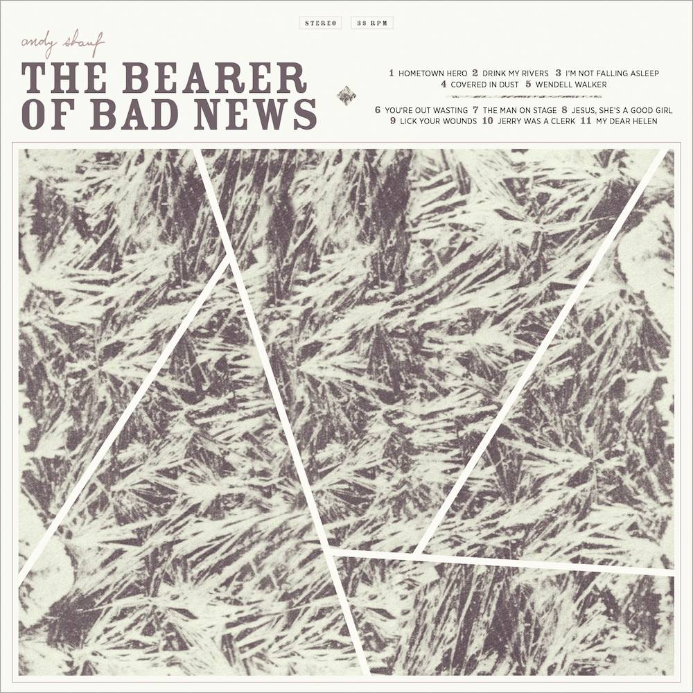 Andy Shauf's debut album ' The Bearer Of Bad News '