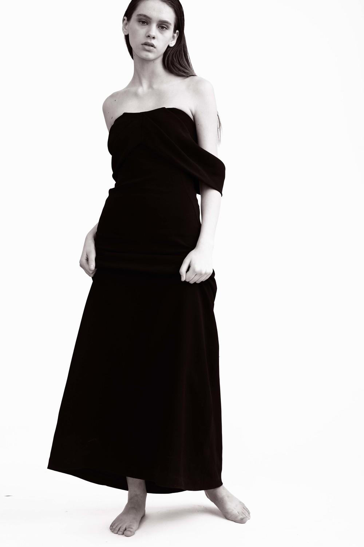Dress by Osman