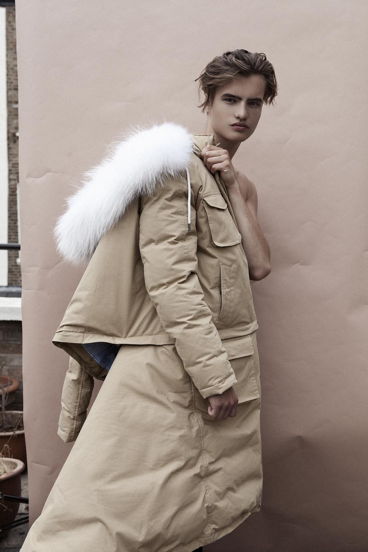 Coat by Na Di Studio