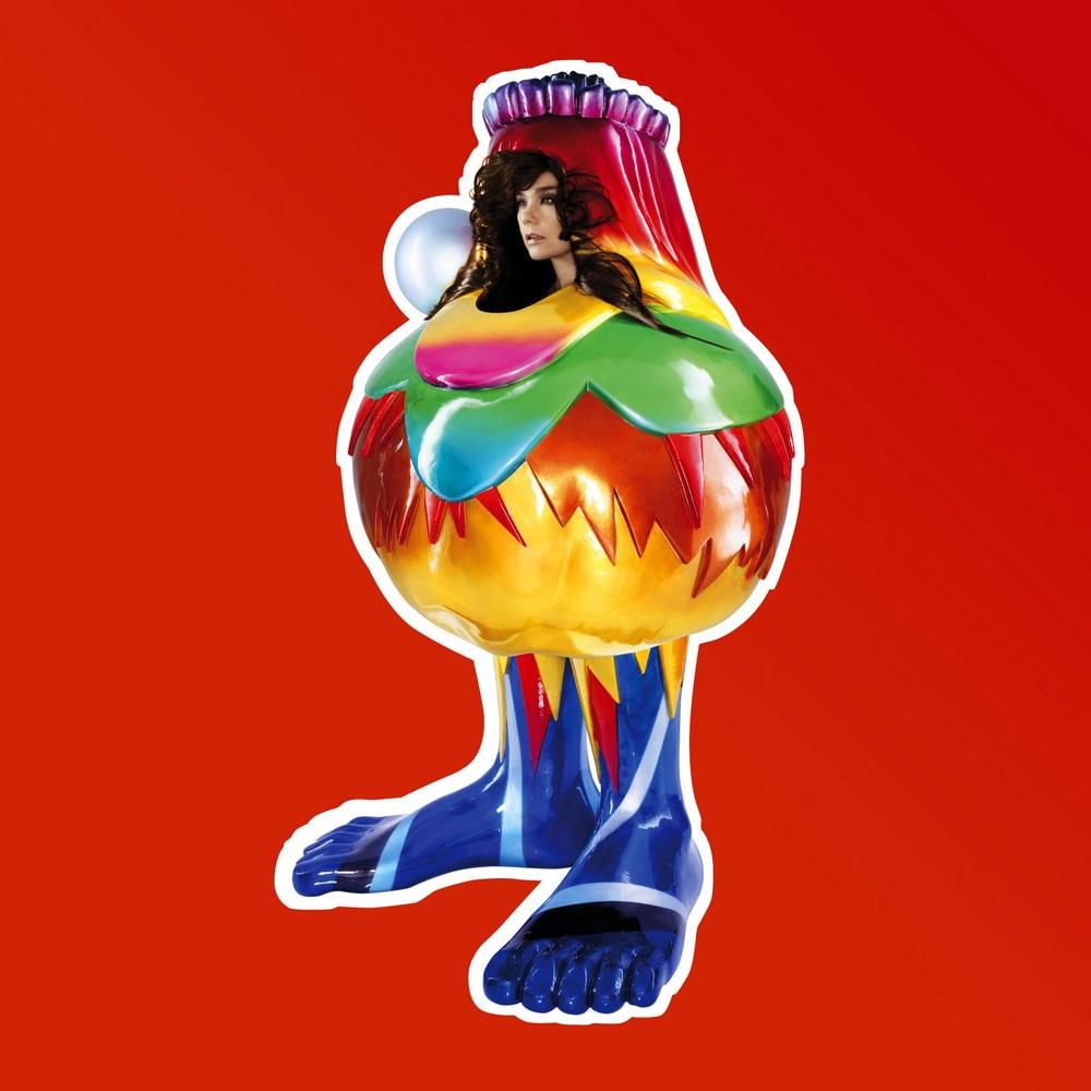 Björk 'Volta' album, 2007