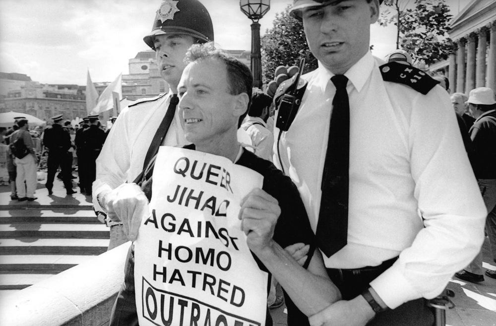 Queer Jihad Against Islamist Funds, 1996
