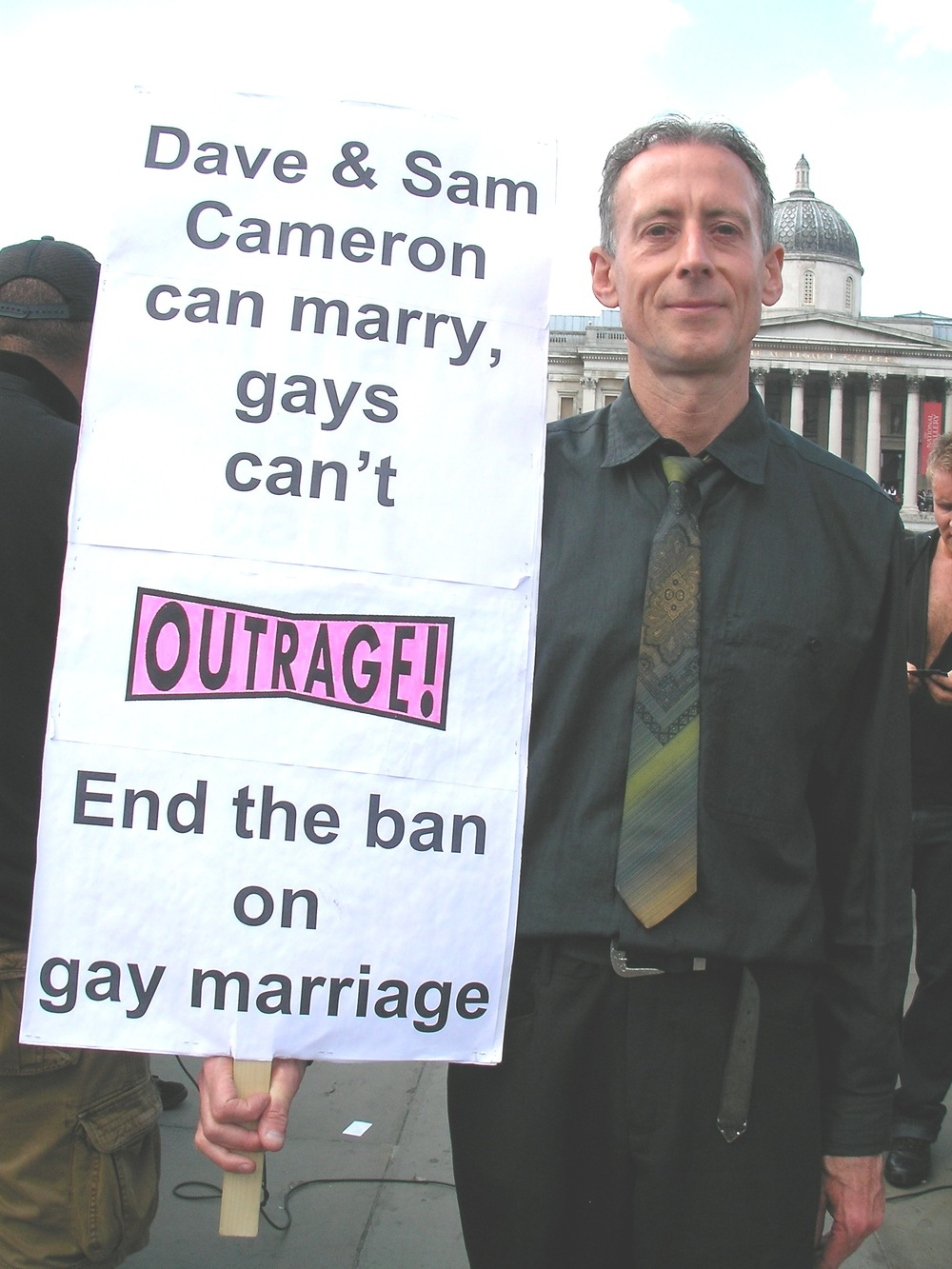 Same-sex marriage, London Pride 2010