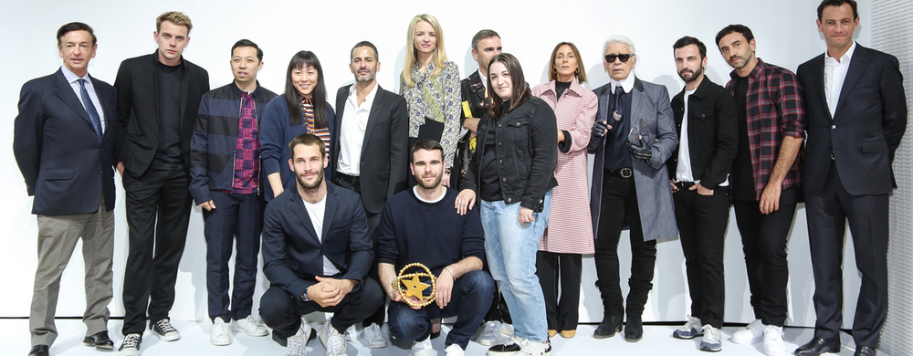 Panellist at LVMH Prize Award For Young Fashion Designer