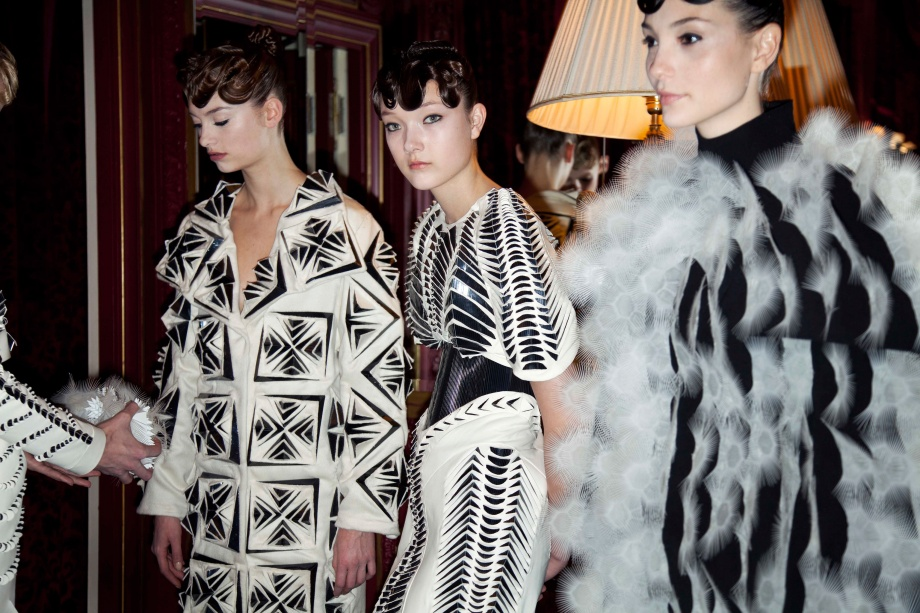 Iris Van Herpen Spring/Summer '13 Haute Couture collection