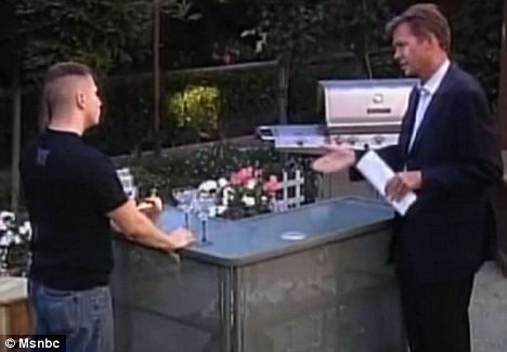 Joseph Roisman confronted by NBC show's host Chris Hansen