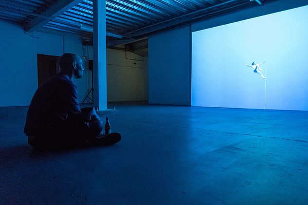 Installation view, photo by Daan Veroheven