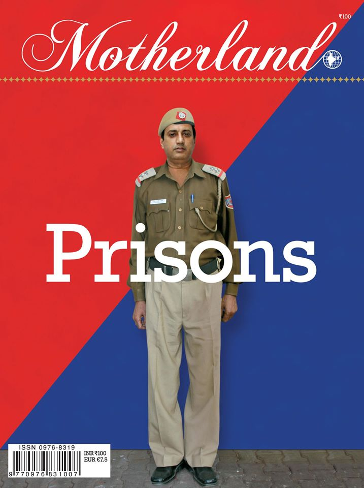 Motherland magazine, 'Prisons' Issue #6