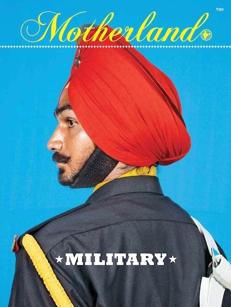 Motherland magazine, 'Military' Issue #13