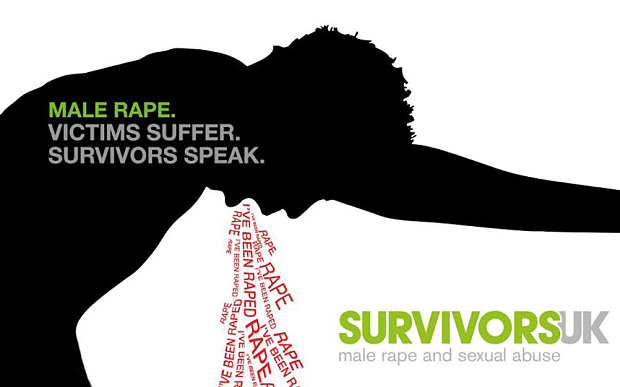 Victims Suffer. Survivors Speak.   SurvivorsUK  campaign