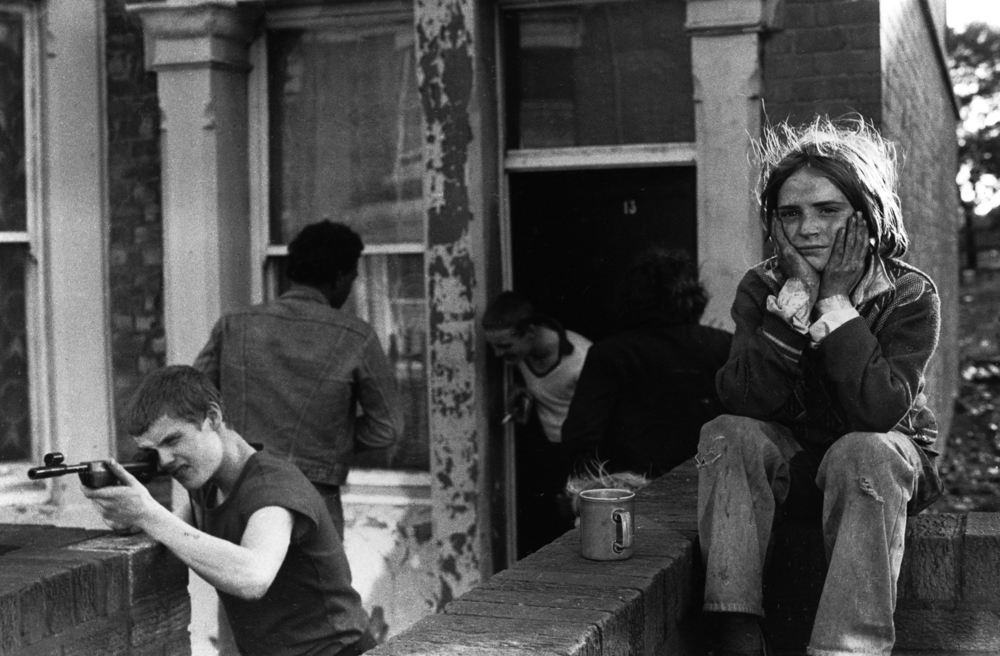 Youth Unemployment by Tish Murtha, 1981