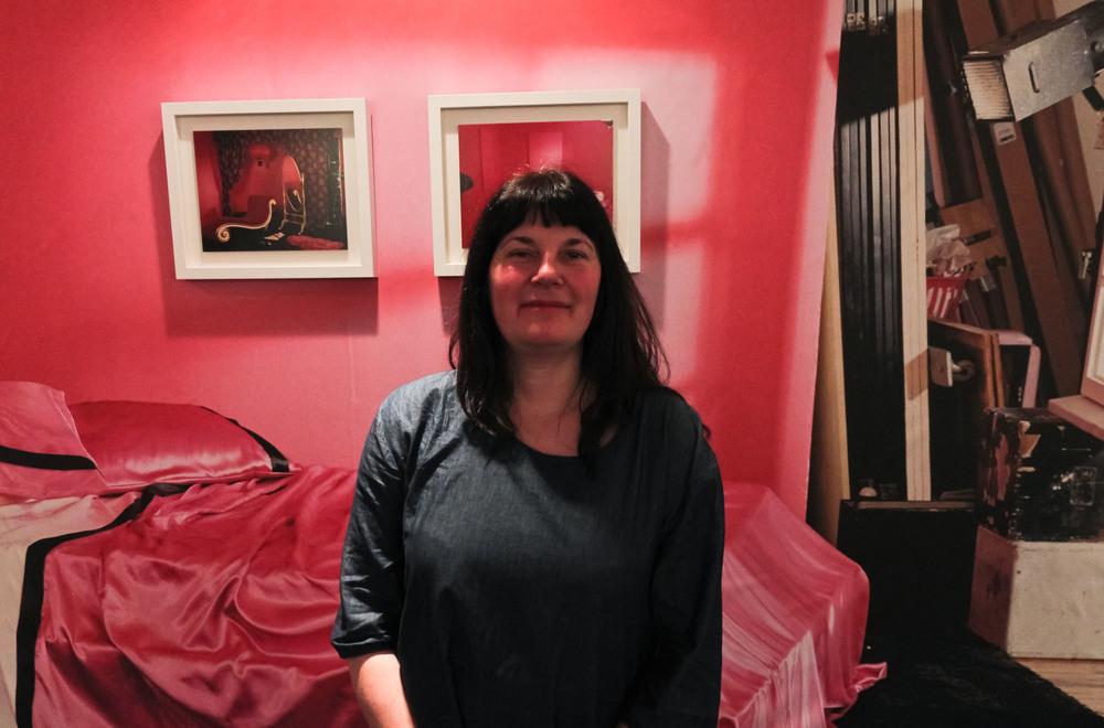 Artist, Jo Broughton