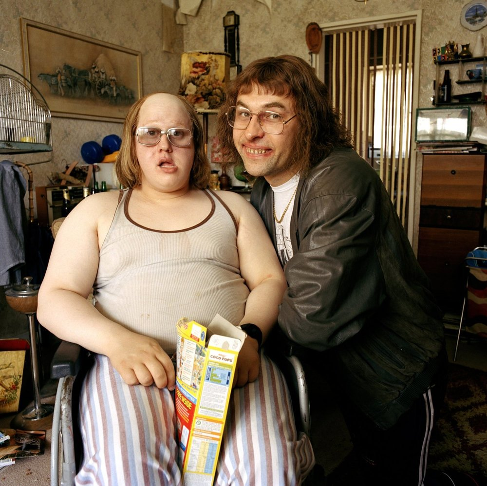 Sketch show 'Little Britain'