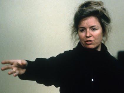Patricia Rozema on set:'Mansfield Park' 1999