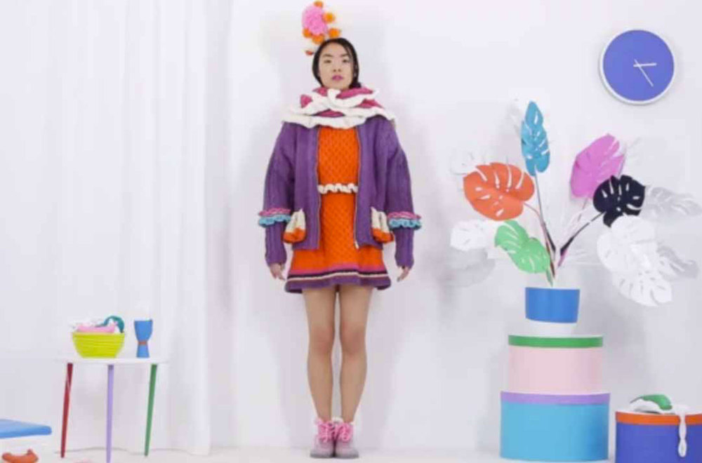 KATIE JONES AW15 - LET THEM EAT CAKE