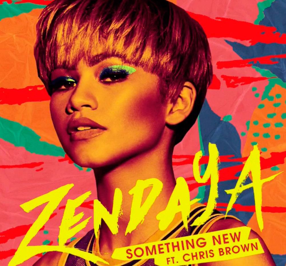 ZENDAYA NEW SINGLE IS 'SOMETHING ELSE'
