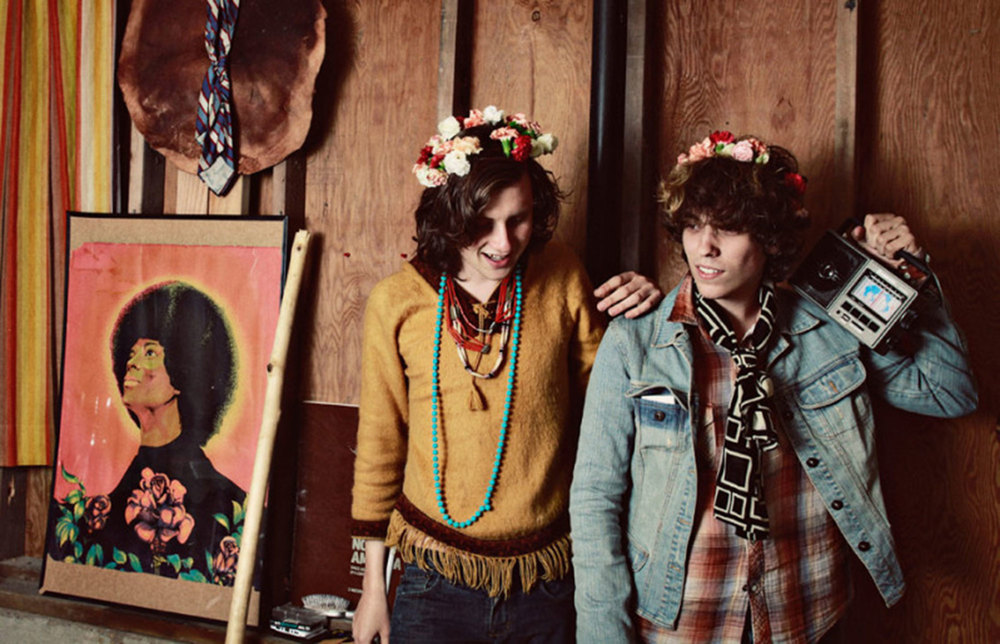 ON TOUR: FOXYGEN