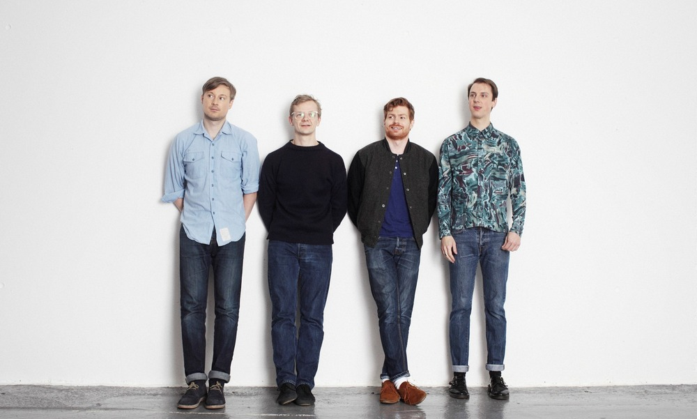ON TOUR: DJANGO DJANGO