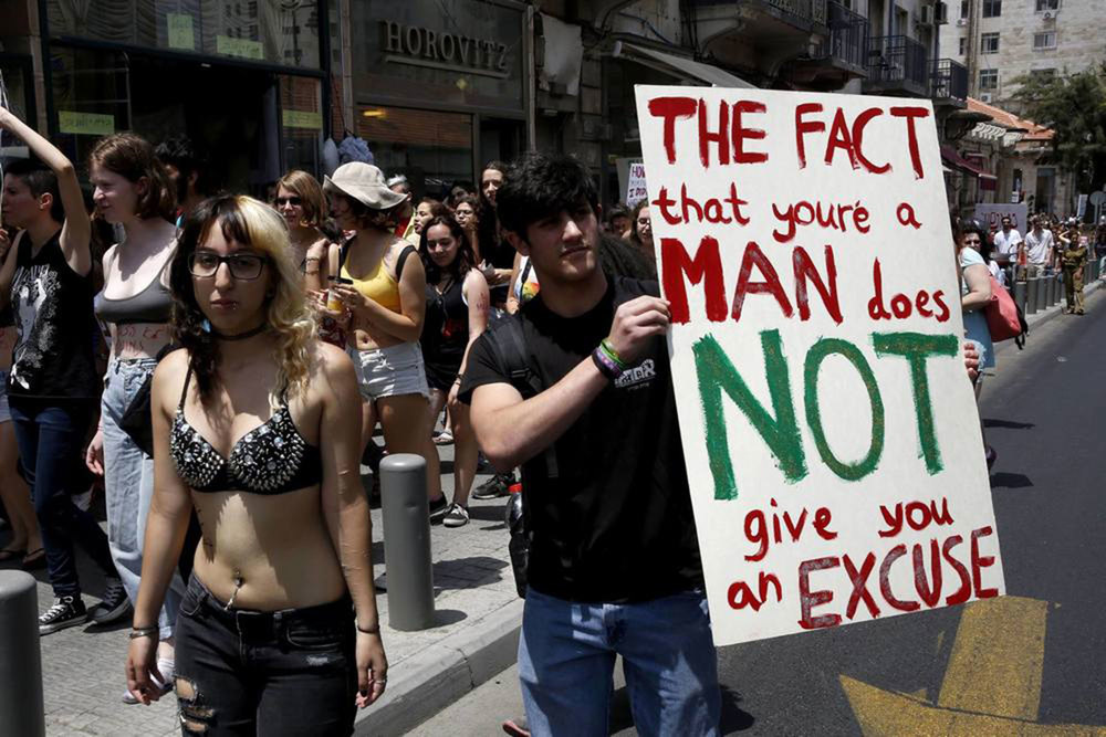 UNSEXING THE SLUTWALK