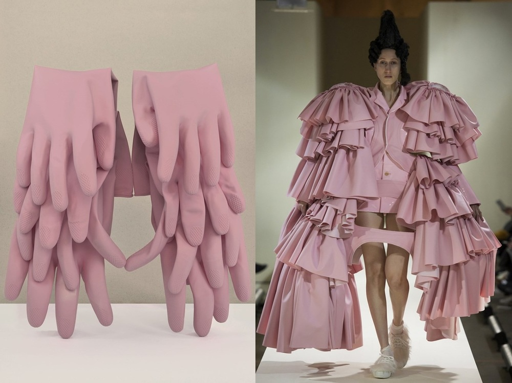 Fashion Sculptures AW'16 for   AnOther