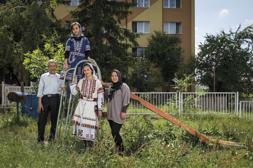 The Mohamadi family of 52-years-old watchmaker Radjab and his 43-years-old wife, hairdresser Masume, is from Bamiyan, Afghanistan. They arrived in Bulgaria with their two daughters Khadije, 16-years-old, and Narges, 15-years-old, in 2012, forced by the unstable situation in their home country.