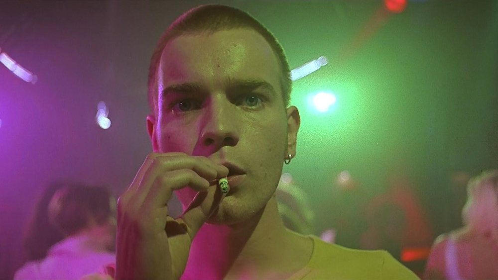 Still from  Trainspotting , 1996, directed by Danny Boyle.
