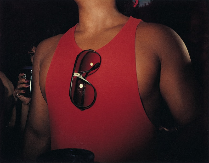 Untitled , 1980 by Barbara Crane.